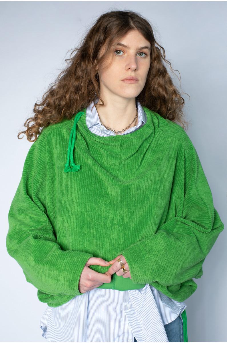 Baserange Monstro Sweatshirt Rib Terry Fleece