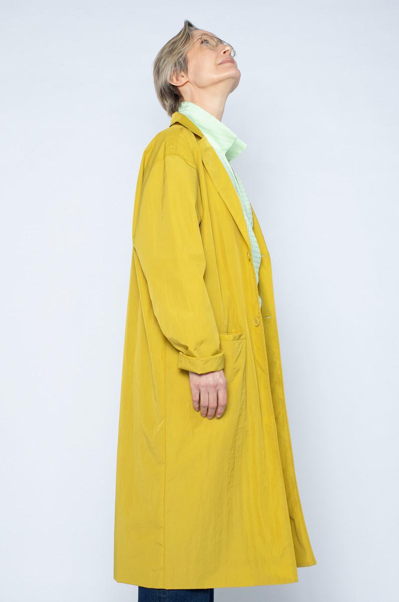 Stüssy Stüssy Long Light Nylon Coat