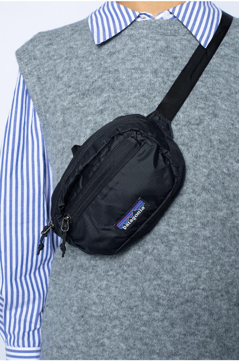 Patagonia Ultralight Black Hole Mini Hip Pack Black 1L