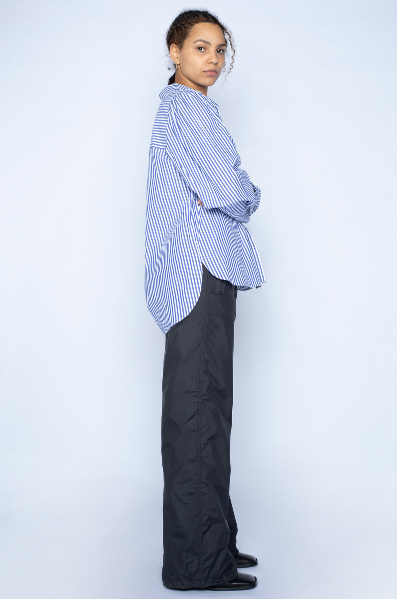 NORR NORR Kirsten Stripe Shirt Blue