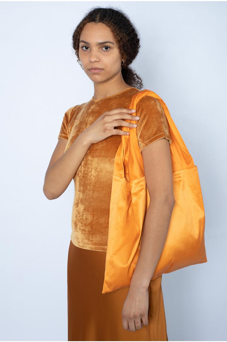 Baserange Dama Bag Stretch Silk