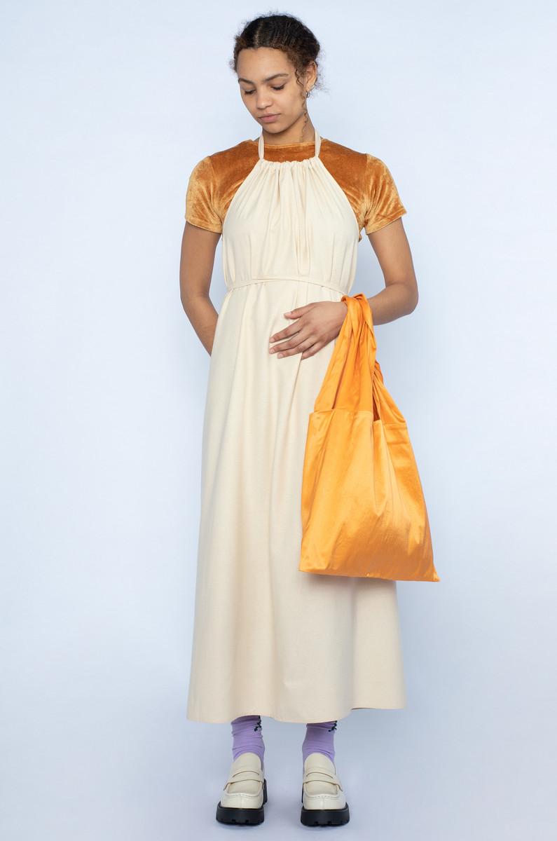 Baserange Baserange Dama Bag Stretch Silk