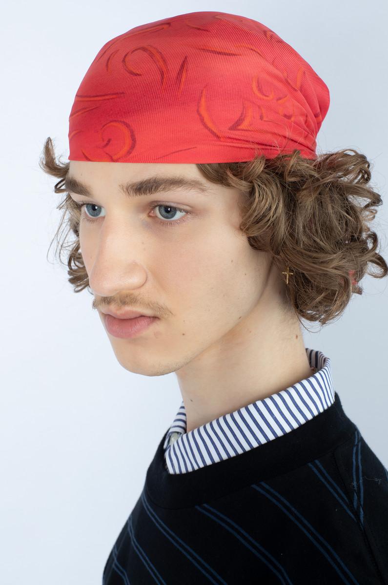 Olaf Hussein Olaf Hussein Mini Stripe Tee
