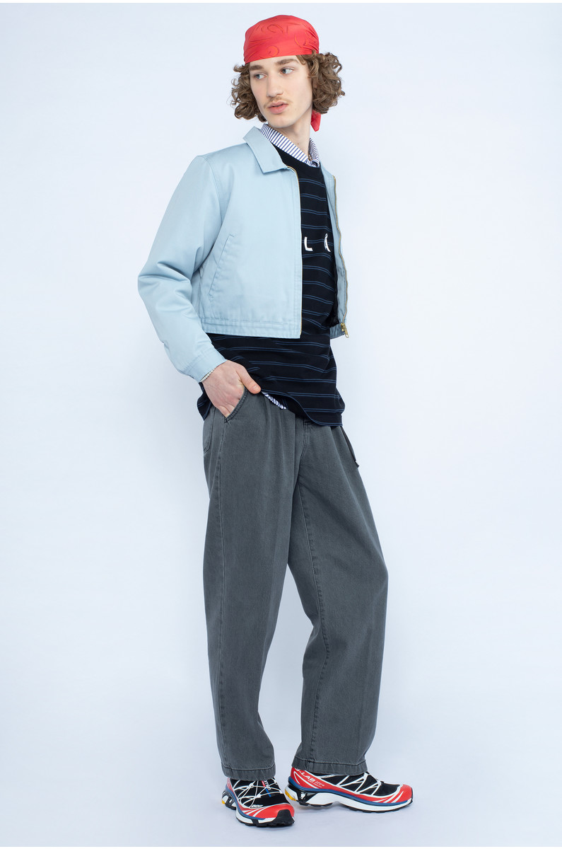mfpen Big Jeans Grey