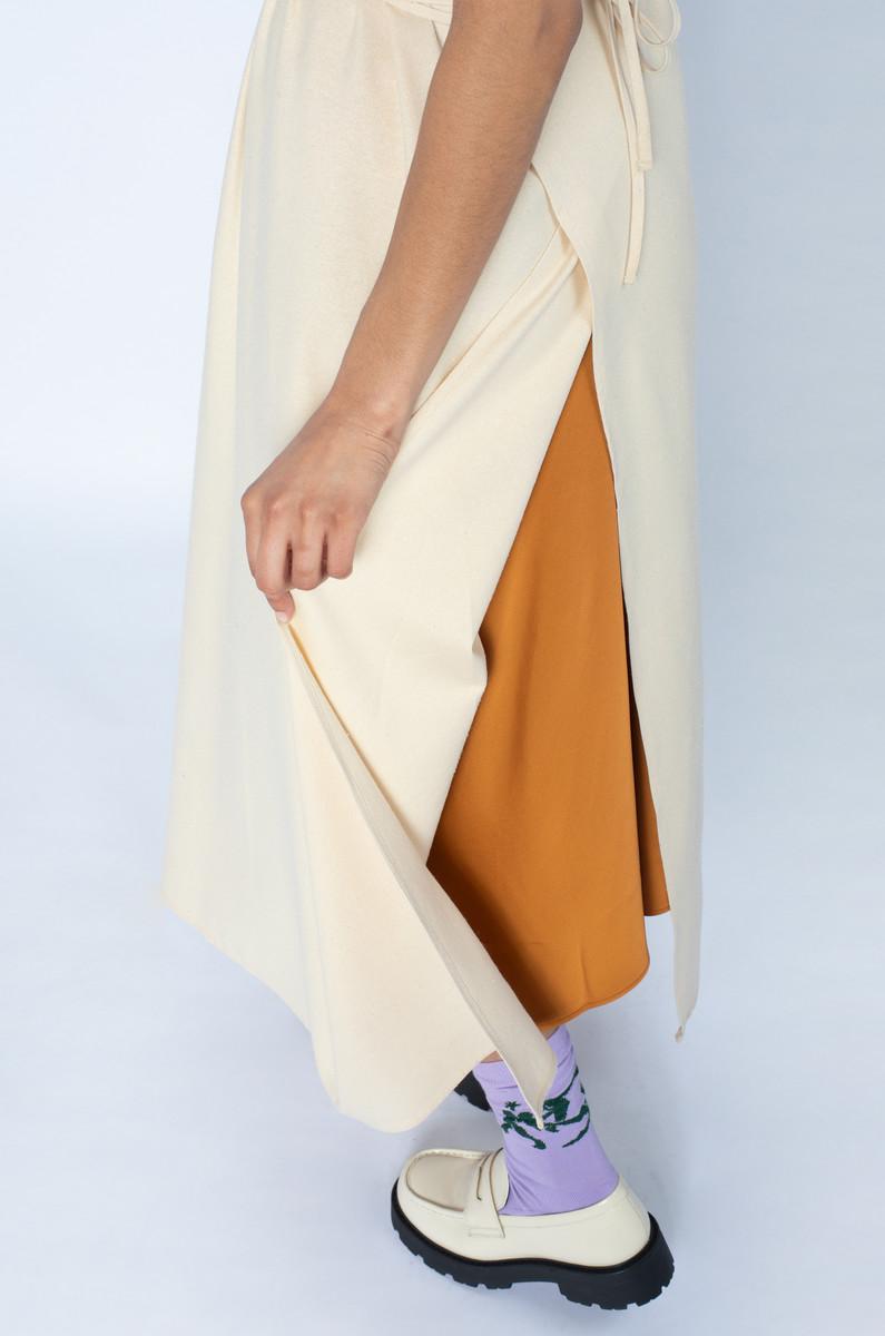 Baserange Baserange Dour Apron Dress