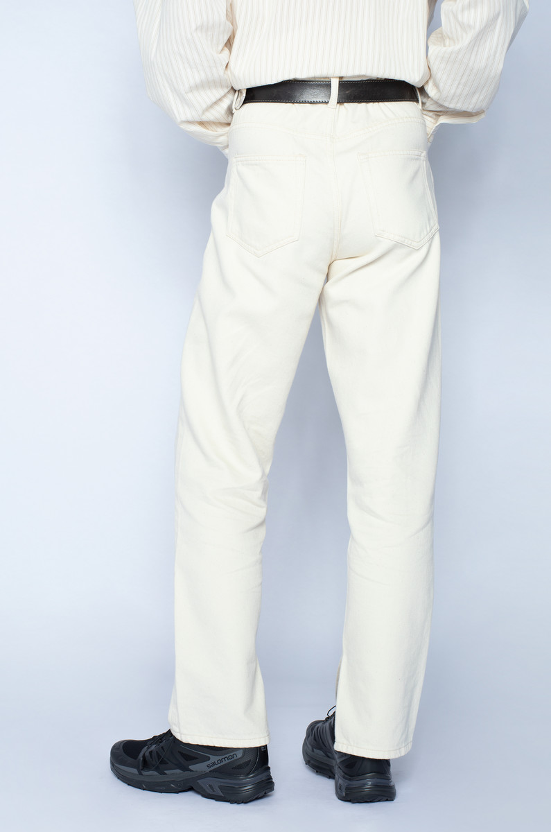 NORR NORR Kenzie Slit Jeans