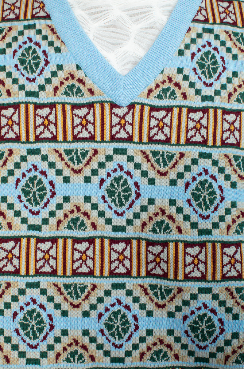 Stüssy Stüssy Giza Sweater Vest