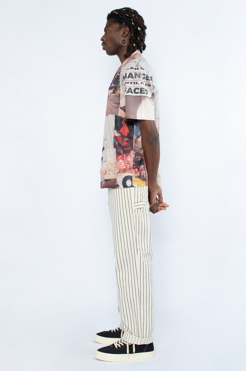 Daily Paper Daily Paper Kovan Collage Shirt