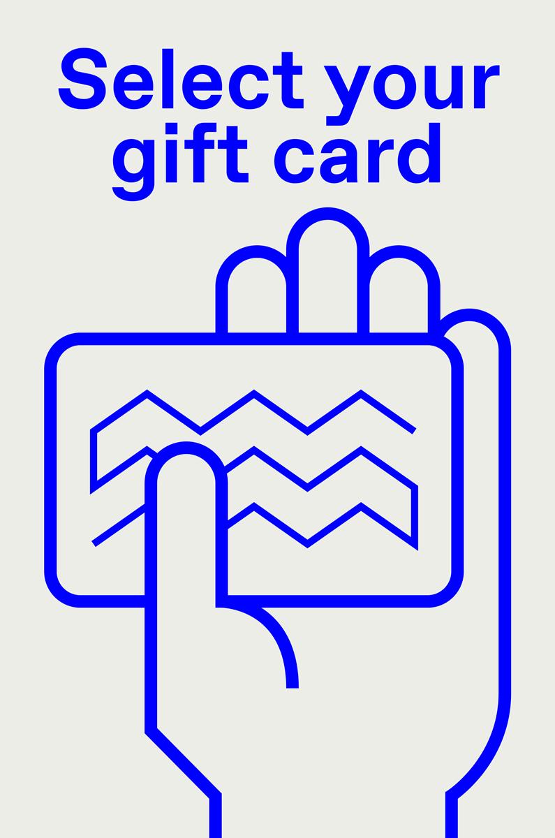 Shelter Gift Card