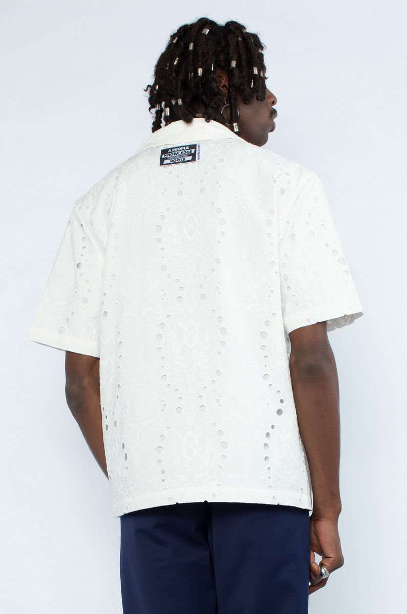Daily Paper Daily Paper Kovan Lace Shirt