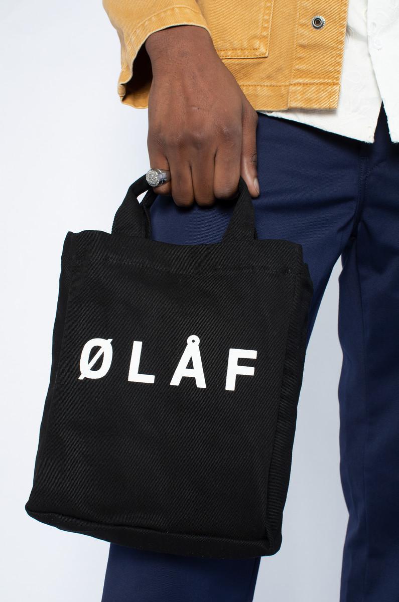 Olaf Hussein Olaf Hussein Mini Tote Bag
