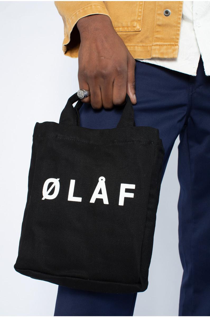 Olaf Hussein Mini Tote Bag