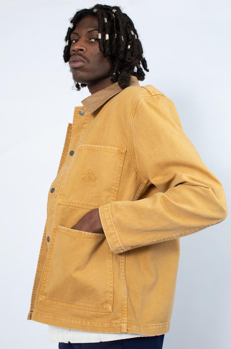 Stüssy Stüssy Heavy Wash Chore Jacket