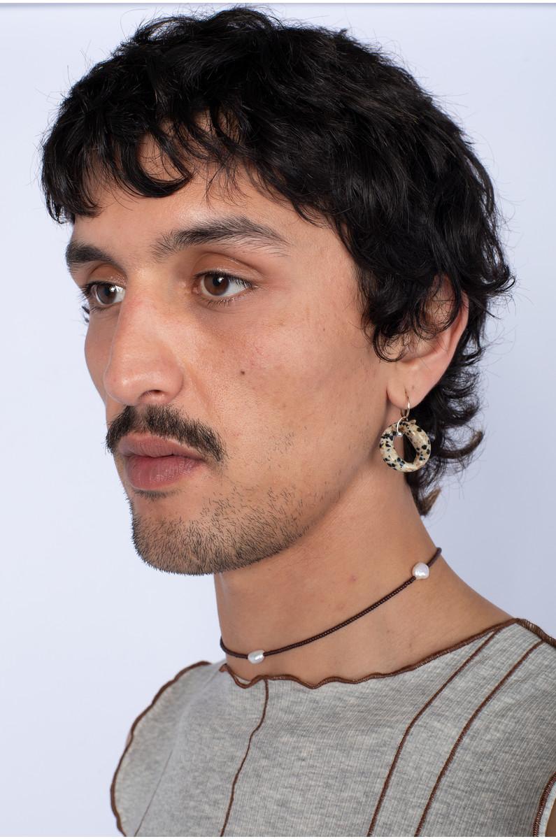 Santangelo Bad Orb Earring