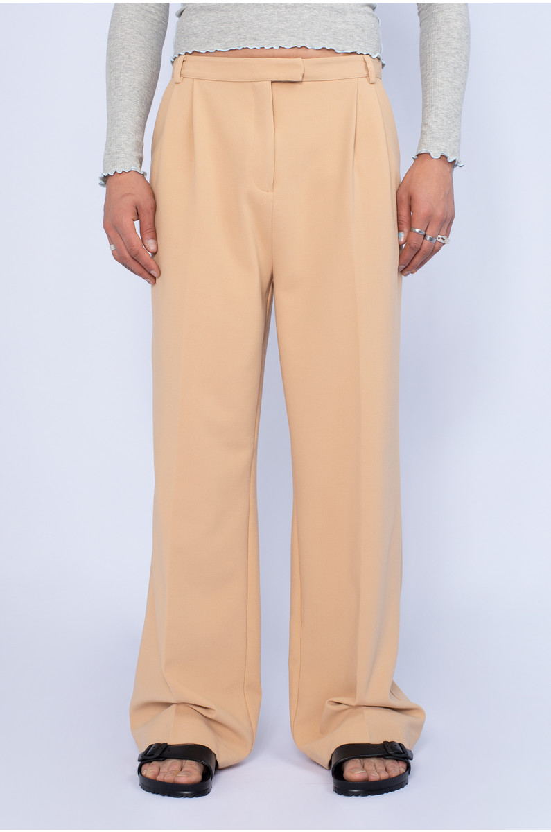 Another Label Moore Pleated Pants