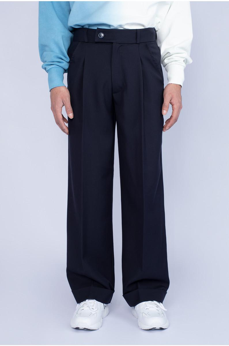 North Hill Wide Leg Pant Wool