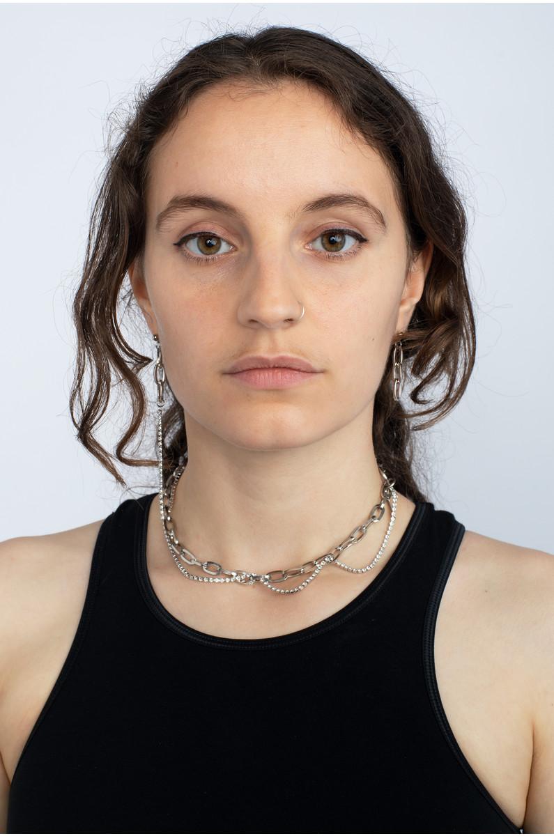 Justine Clenquet Kirsten Necklace