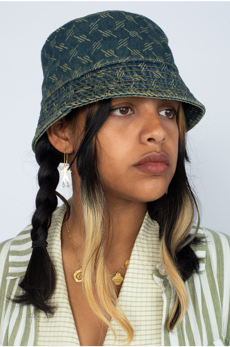 Daily Paper KoBucket Hat