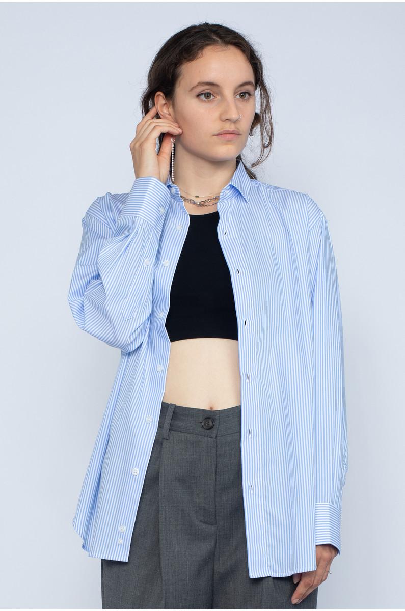Baserange Ole Shirt Blue