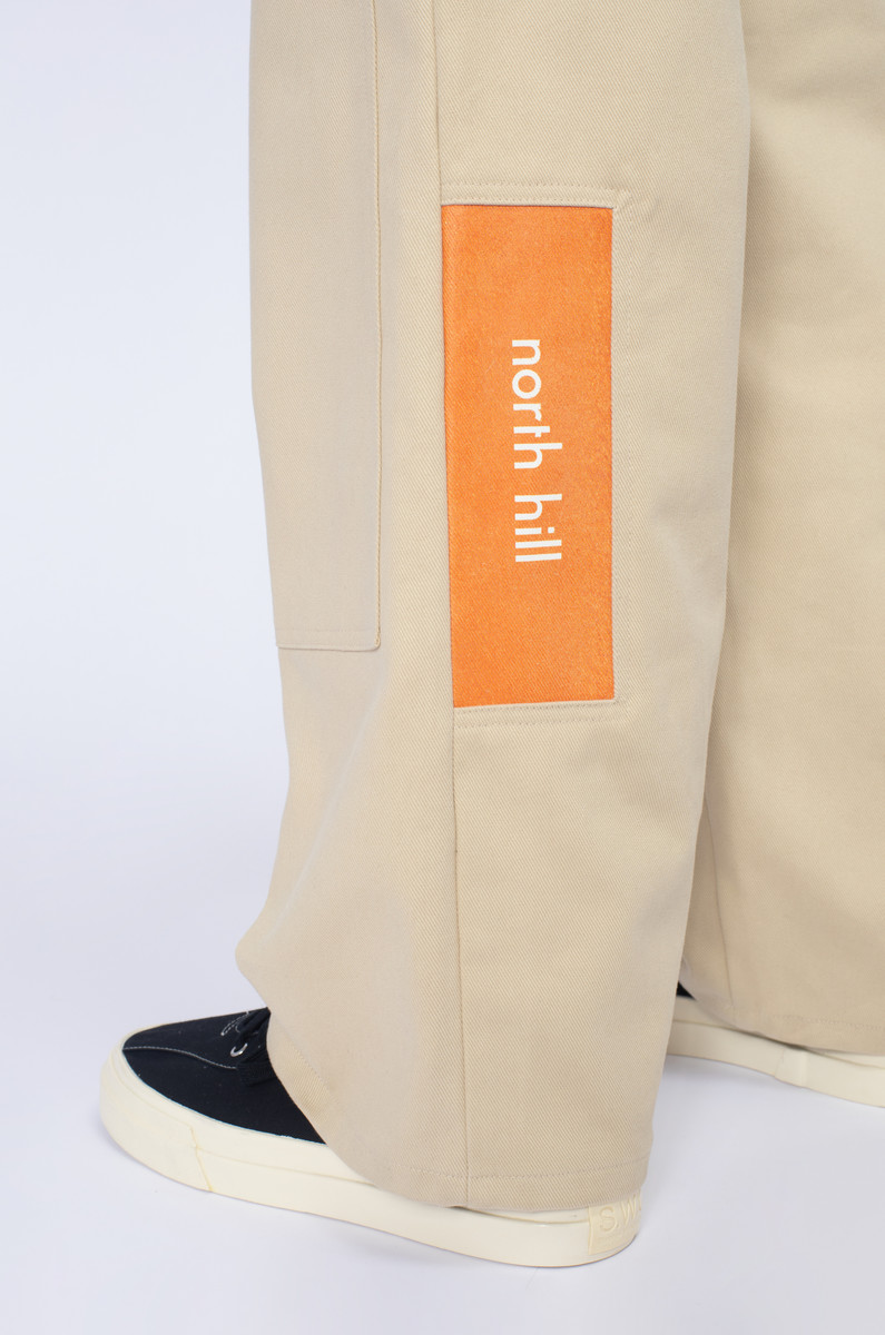 North Hill North Hill Worker Pant Cotton
