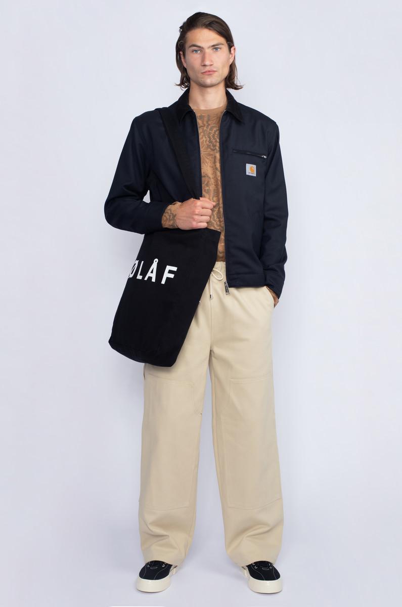 Olaf Hussein Olaf Tote Bag