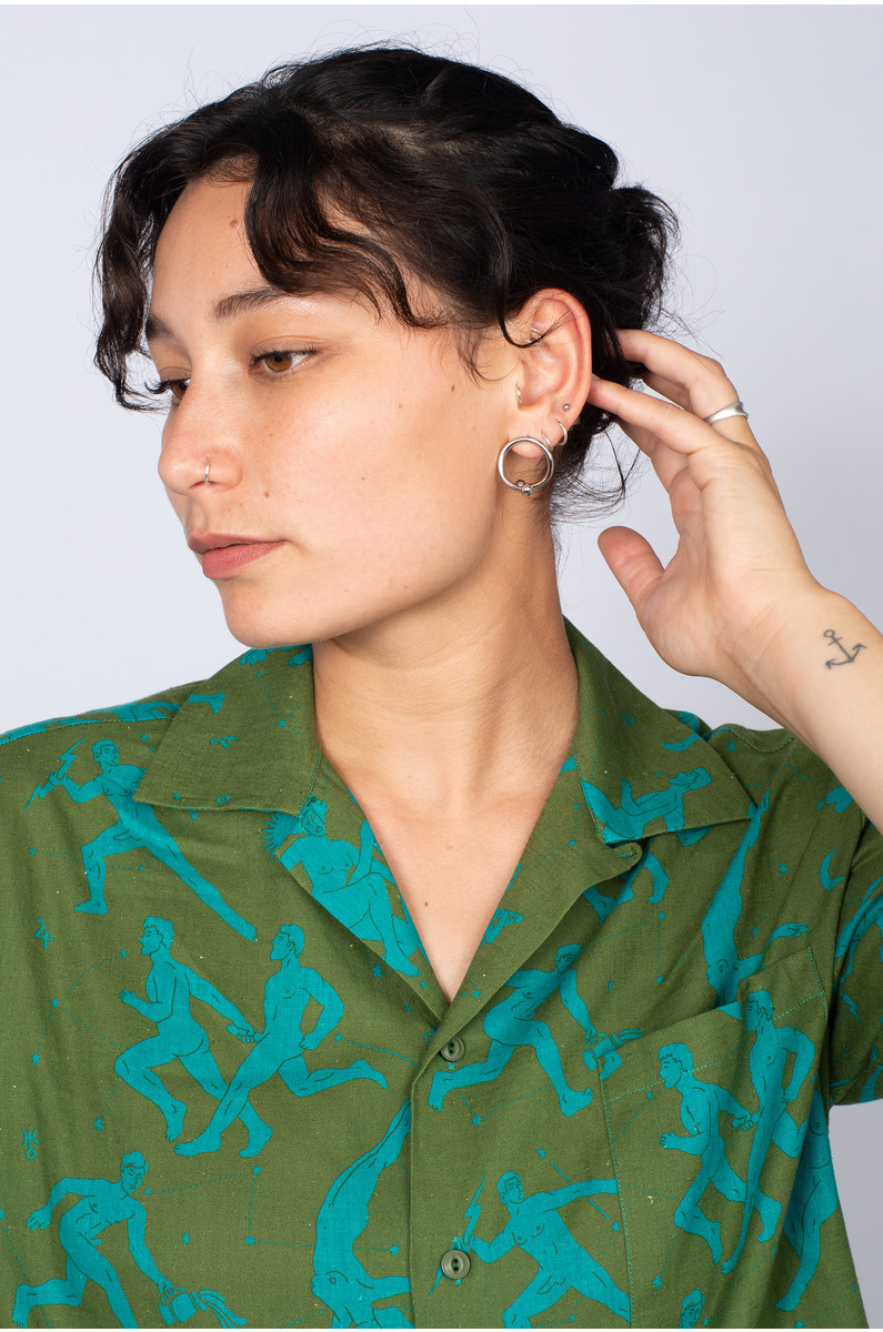 Justine Clenquet Yana Earrings