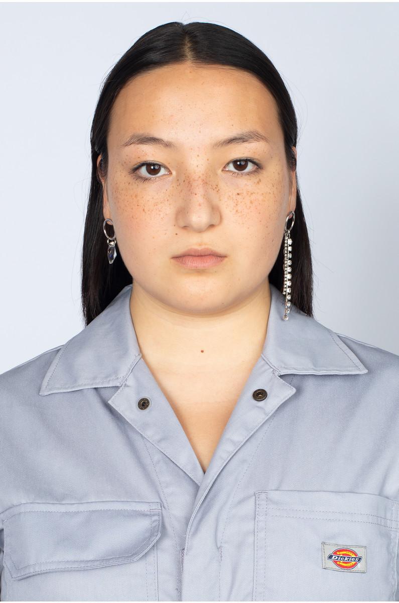 Justine Clenquet Ewan Earrings