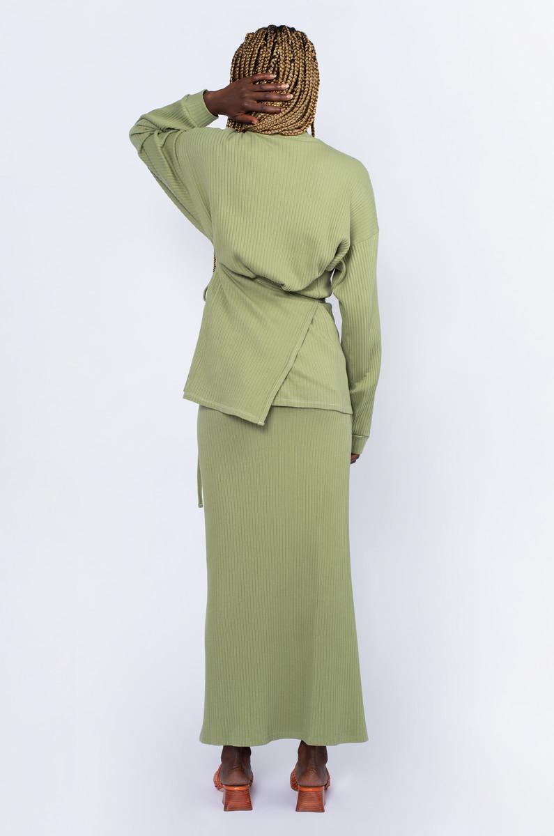 Baserange Baserange Shaw Long Sleeve