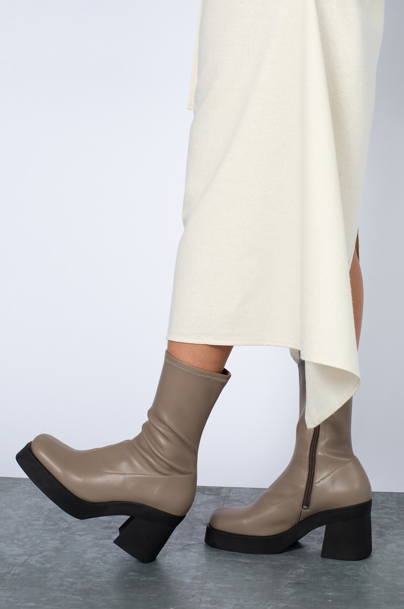 E8 By Miista E8 by Miista Noely Stretch Boots