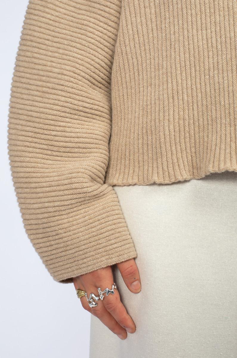 Baserange Baserange Kai Sweater Merino Wool