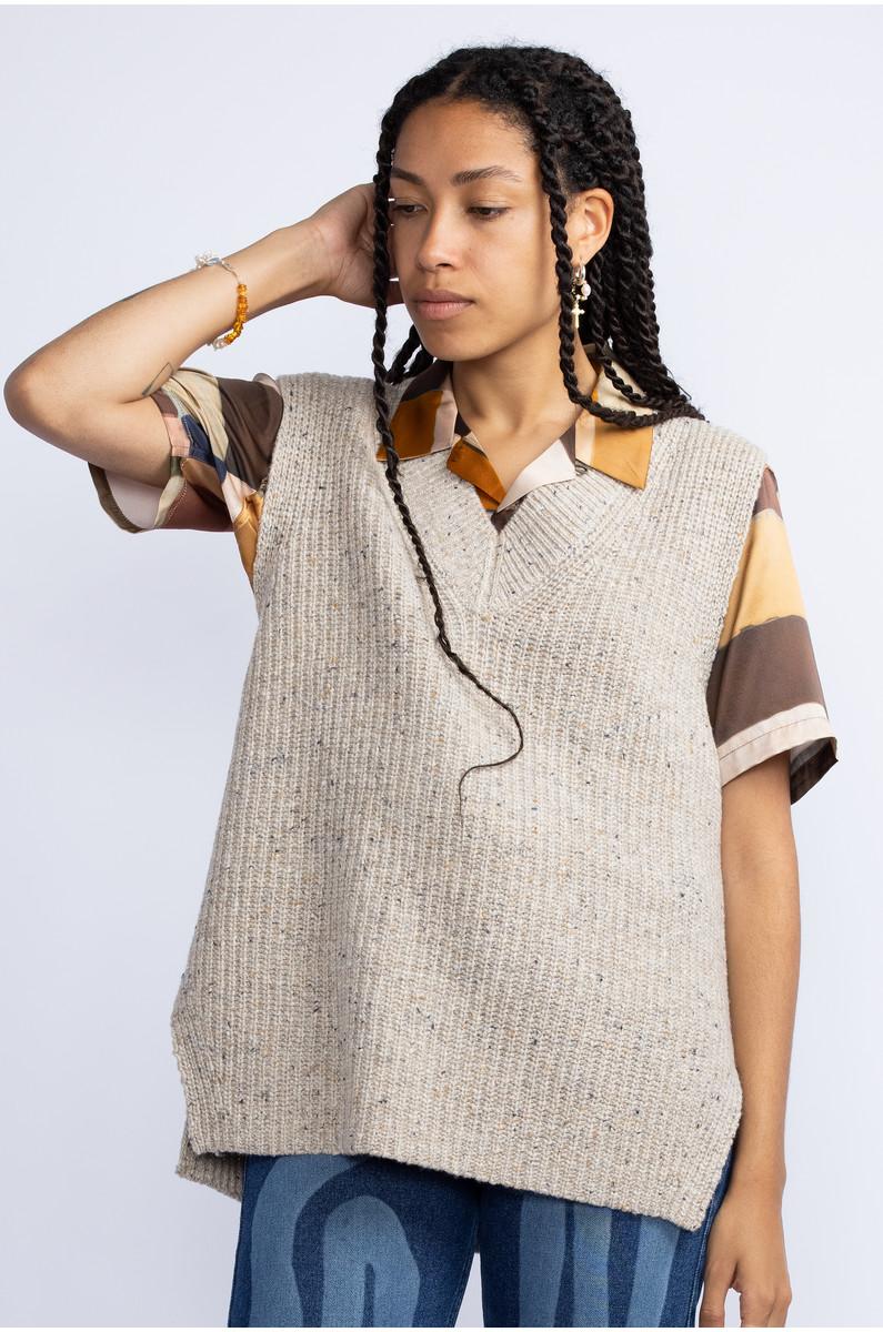 NORR Croft Knit Waistcoat