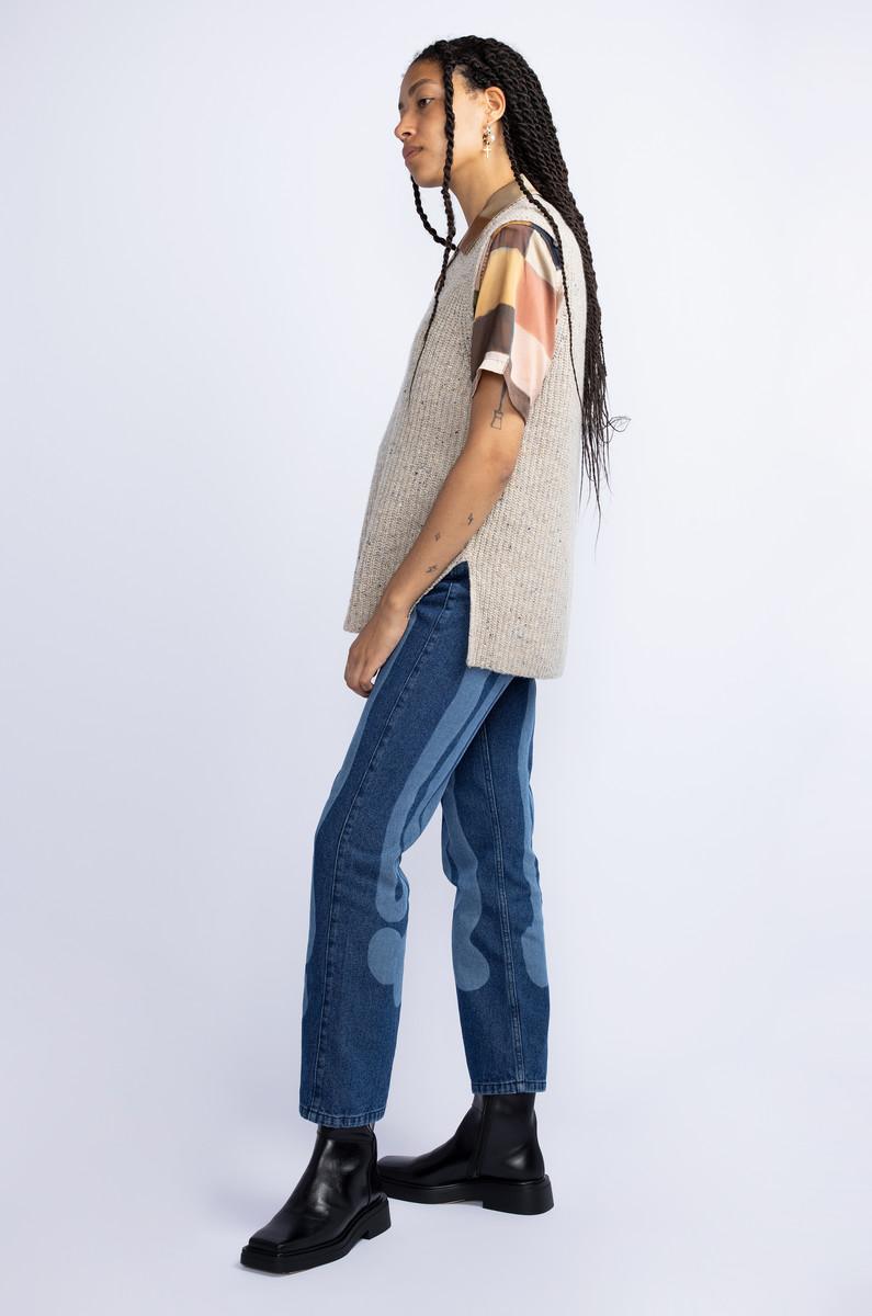 NORR NORR Croft Knit Waistcoat