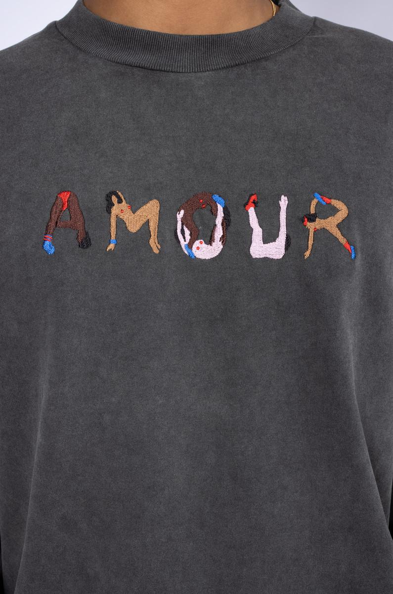Carne Bollente Carne Bollente L'amore Insieme LS Shirt