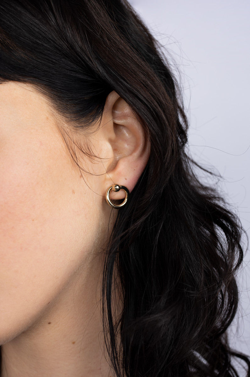Justine Clenquet Justine Clenquet Carly Earrings