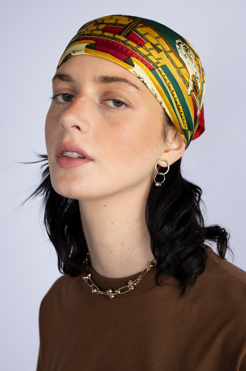 Justine Clenquet Justine Clenquet Honey Earrings