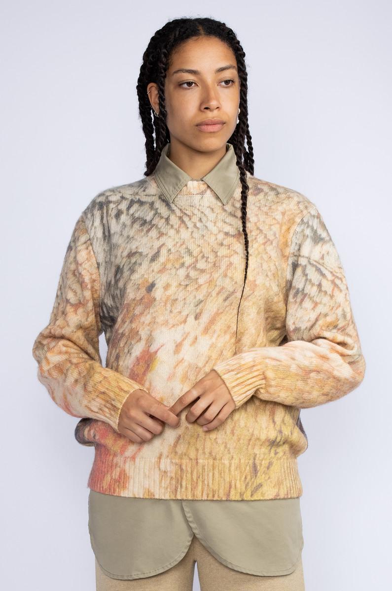 Stüssy Stüssy Wings Print Sweater