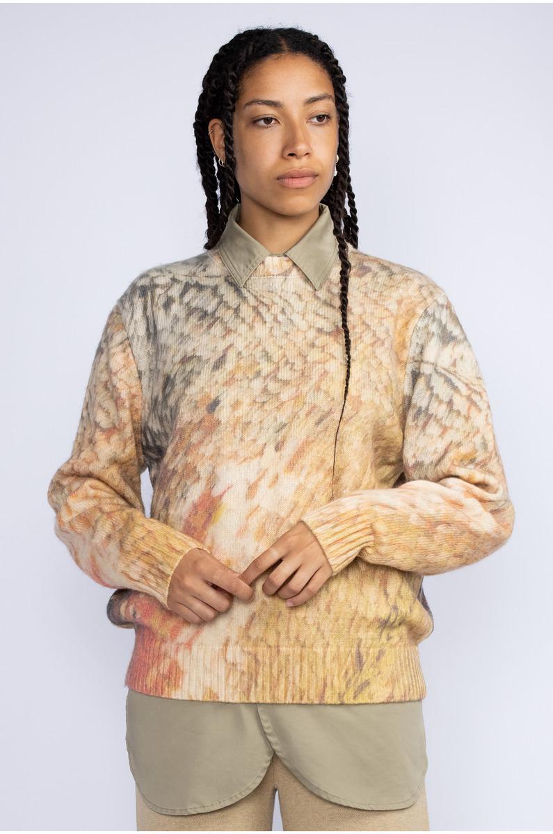 Stüssy Wings Print Sweater