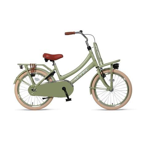 NIHIL Altec Urban 20inch Transportfiets Green