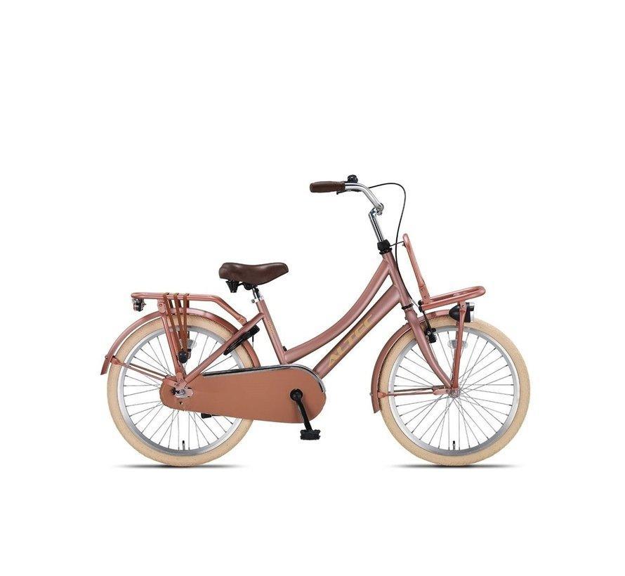 NIHIL Altec Urban 22inch Transportfiets Lavender Nieuw