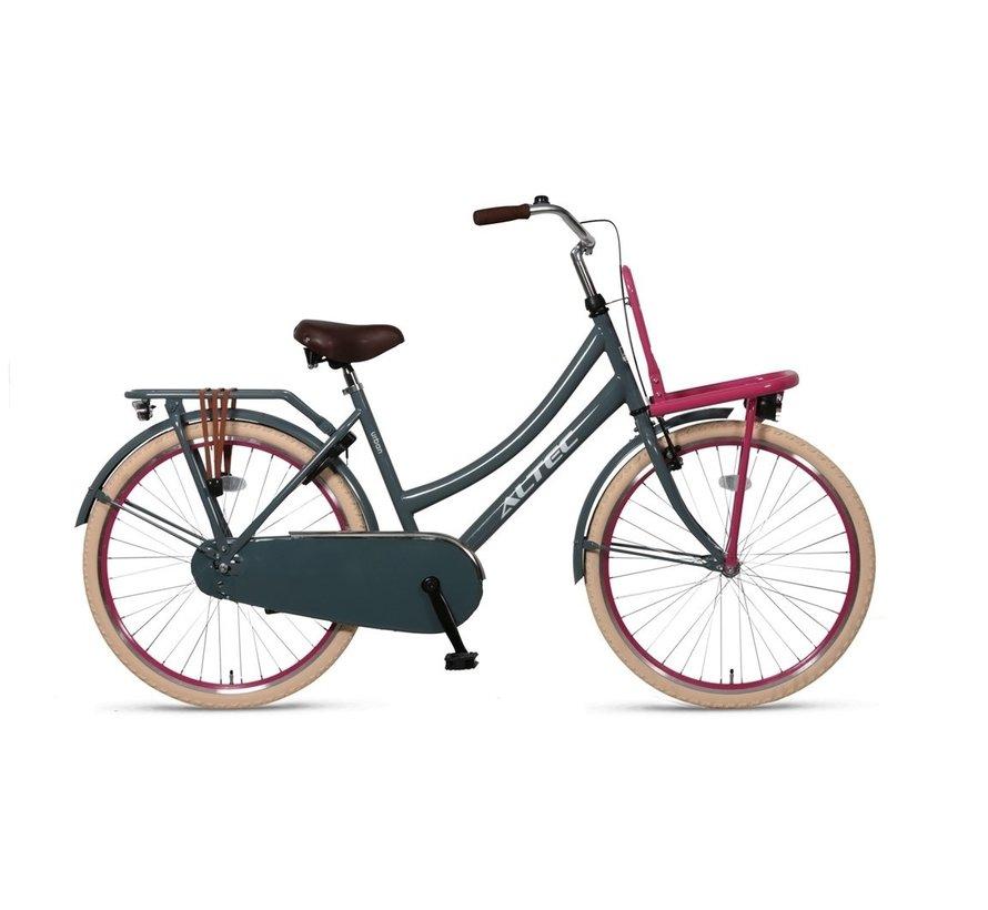Altec Urban 24inch Transportfiets Gray/Pink