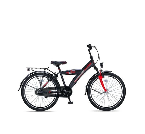Altec Hero 24 inch Jongensfiets Fire Red Nieuw