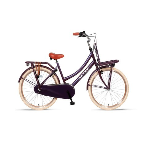 NIHIL Altec Dutch 26inch Transportfiets N-3 Violet