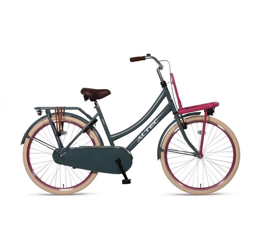 Altec Urban 26inch Transportfiets Gray/Pink