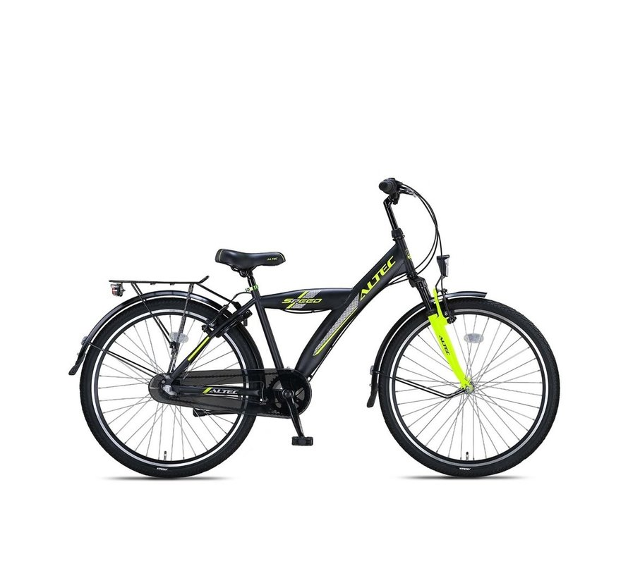 Altec Speed 26 inch Jongensfiets N-3 Lime Green 2020 Nieuw