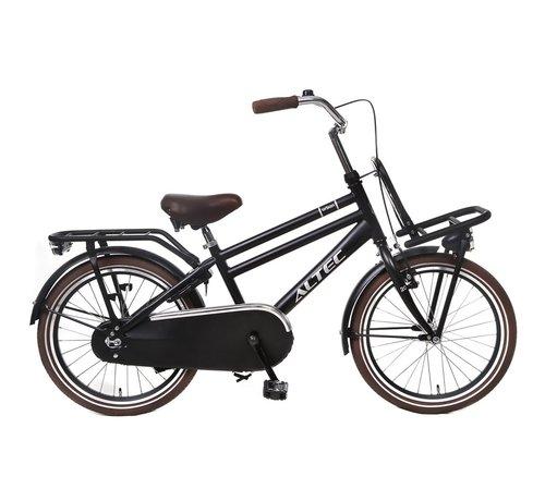 Altec Urban 20 inch Transportfiets jongensfiets Zwart
