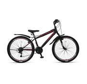 Umit Faster 26inch MTB Black/Red