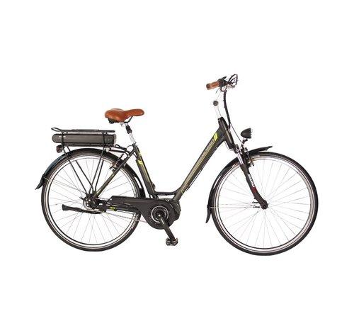 Mosso E bike Shimano Steps 420Wh N-8 Zwart-Groen *** ACTIE PRIJSVERLAGING*** RRRR