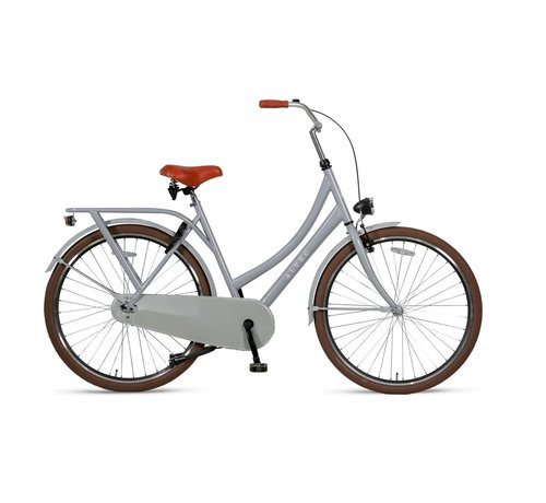 Altec London 28 inch Omafiets de Luxe Light Grey