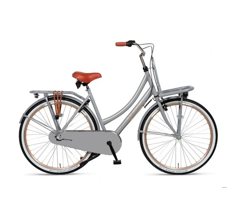 Altec Dutch 28inch Transportfiets N-3 53cm Azure