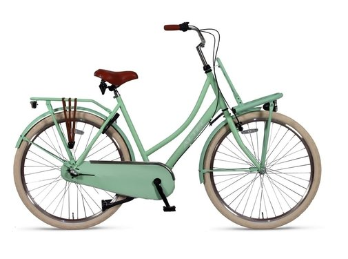 Altec Dutch 28inch Transportfiets N-3 50cm Mint Green